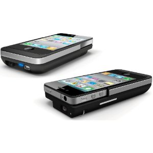 Review apple iphone 4 4s mini projector mini projector for What s the best pocket projector