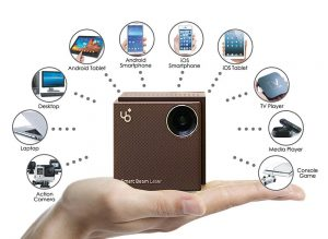 Review Uo Smart Beam Laser Mini Projector Watch